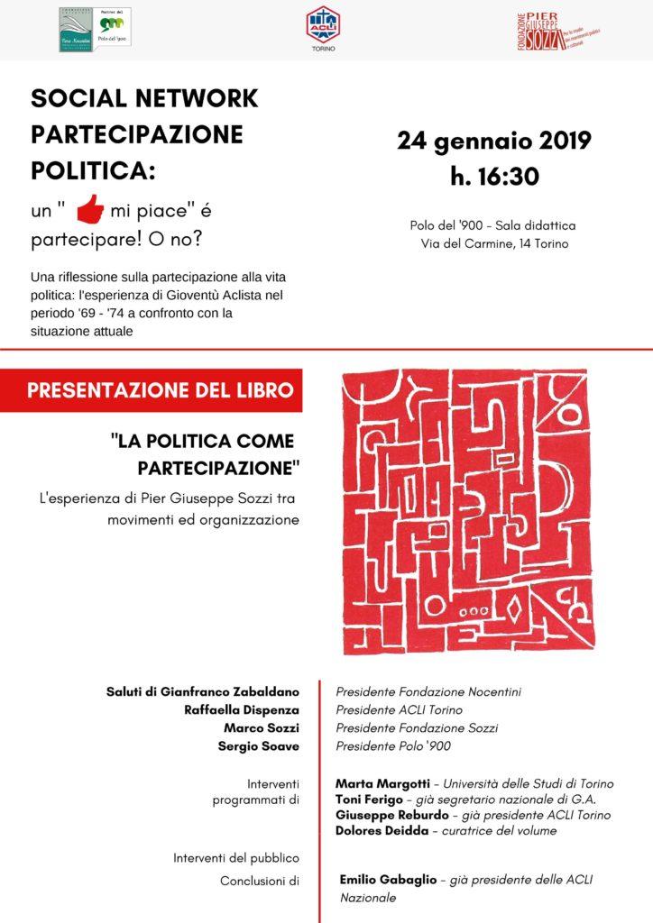 Presentazione libro - Locandina da Fond.Nocentini