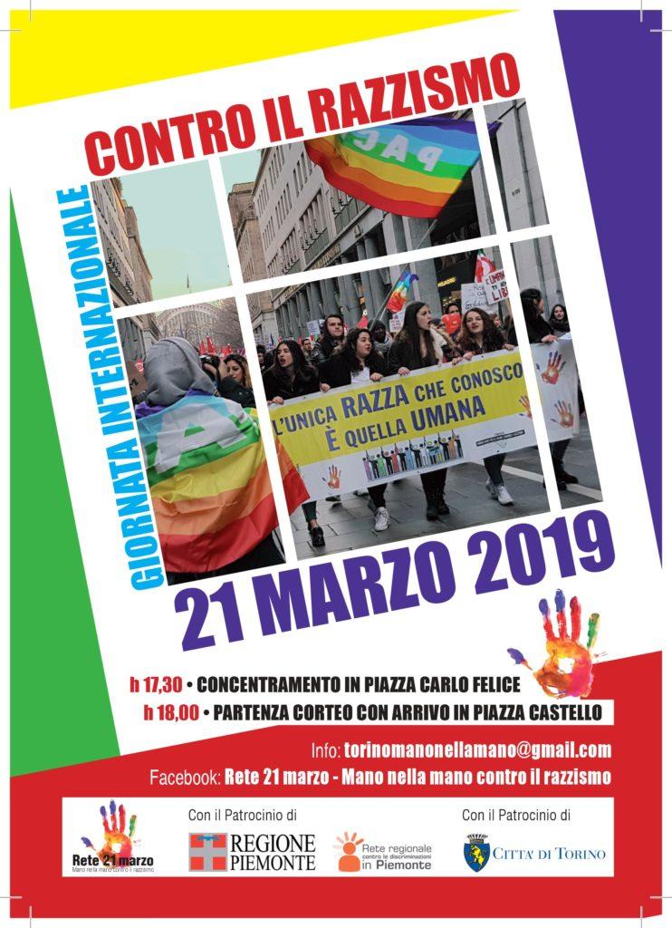 Iniziativa 21 marzo 2019 - Locandina
