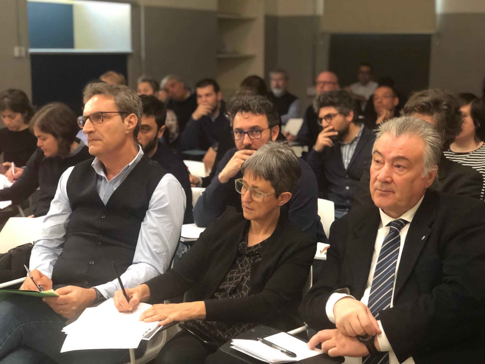 Innovazione al corso per dirigenti con Lo Bianco Valfrè Cortese