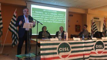 Tav, il sostegno della Cisl nazionale alla manifestazione di domani a Torino