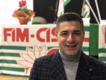 Davide Provenzano nuovo segretario Fim Cisl Torino-Canavese