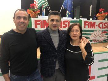 Davide Provenzano nuovo segretario generale Fim Cisl Torino Canavese