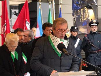 97esimo Anniversario Strage di Torino, il segretario Armandi interviene a nome di Cgil Cisl Uil territoriali
