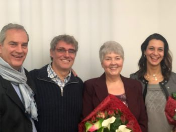 Marina Actis nuova segretaria generale della First-Cisl Torino-Canavese