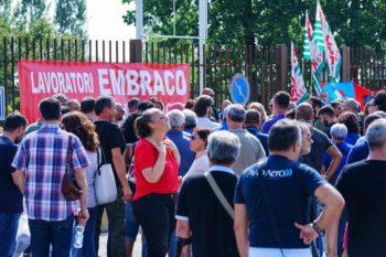 Ex Embraco, mancano 18 giorni ai licenziamenti