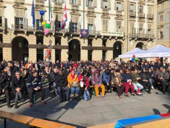 #VertenzaTorino: la due giorni dei metalmeccanici in piazza Castello
