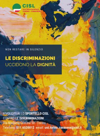 Lo Sportello contro le Discriminazioni