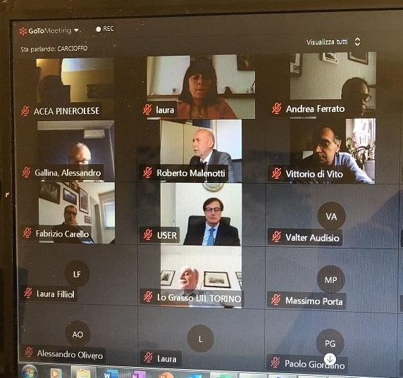 Pinerolo Video Conferenza