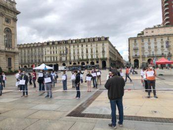 """Scuola, il 9 giugno presidio unitario dei sindacati a Torino: """"I precari non sono fantasmi"""""""