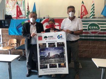 Lavoro: 30mila posti a rischio a Torino, sindacati in piazza sabato 12 settembre