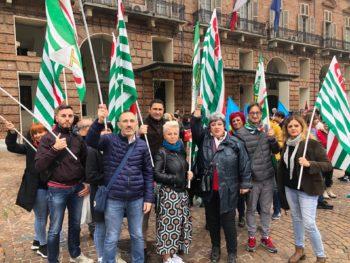 Lavoratrici e lavoratori di imprese di pulizia, servizi integrati e multiservizi manifestano il 21 a Torino per il contratto scaduto da 7 anni
