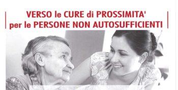 Il 22/10 dibattito online dei Sindacati Pensionati Torino sulle cure di prossimità per le persone non autosufficienti