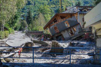 """Alluvione Piemonte, Cgil Cisl UIl e Unione Industriale Torino donano 35mila euro a """"Specchio dei Tempi"""" per popolazioni colpite"""