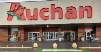 Finisce l'era degli ipermercati Auchan in città