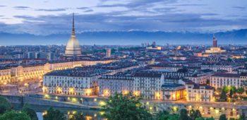 Torino, fotografia di una città in declino