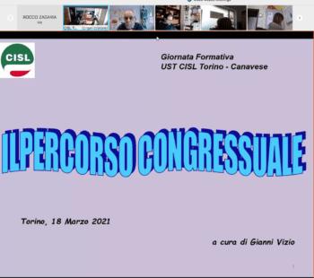 Webinar congresso Cisl Torino_Canavese