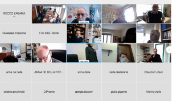 Webinar formativi di preparazione al congresso con Gianni Vizio