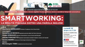 SMARTWORKING: LAVORO LIBERO O LAVORO VIGILATO?