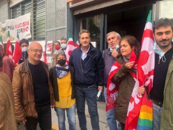 La solidarietà della Cisl Torino-Canavese alla Cgil dopo l'assalto alla sede nazionale