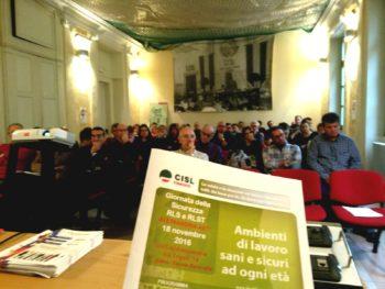 Concluse ad Alessandria le giornate sulla sicurezza della Cisl Piemonte