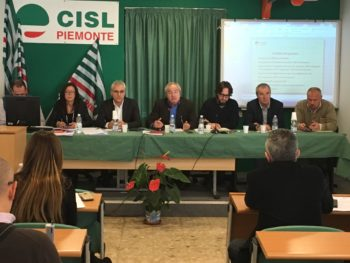 Congresso Cisl Piemonte, approvati i regolamenti per lo svolgimento