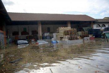 Alluvione, Cgil Cisl Uil scrivono a Chiamparino per aiuti a lavoratori delle aziende colpite