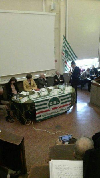 Lo sviluppo delle professioni sanitarie: il convegno della Cisl Fp all'ospedale Mauriziano di Torino