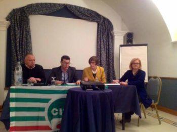 Contratto e congresso al centro del Consiglio generale Cisl Fp Piemonte