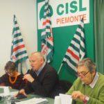 Gabriella Viberti, Sergio Melis e Rosina Partelli