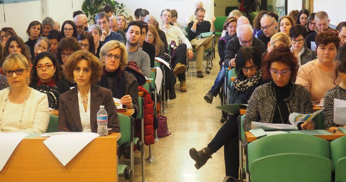 Gli operatori dell'Inas-Cisl Piemonte vista