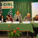 L'intervento conclusivo della segretaria nazionale organizzativa Cisl Giovanna Ventura al Consiglio generale Cisl Piemonte