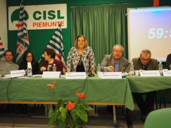Giovanna Ventura lascia la segreteria nazionale Cisl