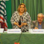 L'intervento conclusivo della segretaria nazionale organizzativa Cisl Giovanna Ventura primo Piano