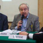 Il segretario Cisl Piemonte, Alessio Ferraris primo piano
