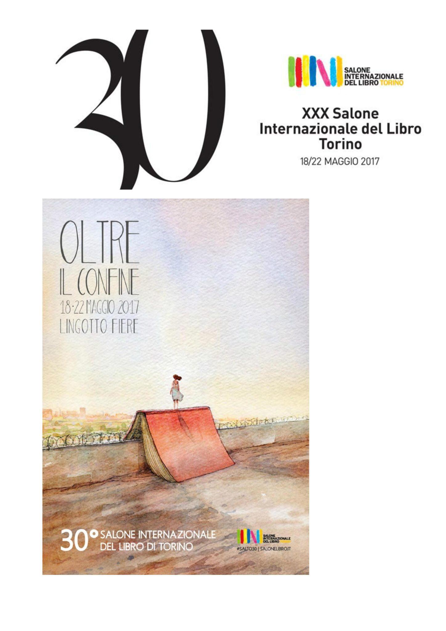 XXX Salone Internazionale del libro
