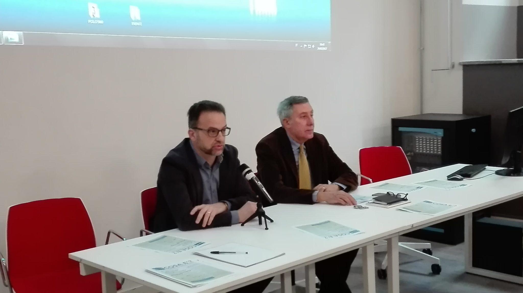 Seminario su vecchie e nuove povertà -Zabaldano e Ferrari
