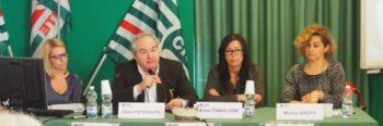 """I """"mille volti della violenza"""" nel convegno Cisl sulle discriminazioni e i maltrattamenti"""
