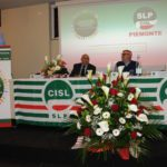 Intervento segretario generale Slp Luca Burgalassi primo piano