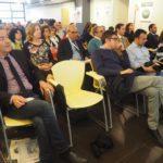 Il pubblico in sala congresso Slp Piemonte primo piano
