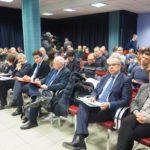 Il pubblico al convegno su evasione fiscale primo piano