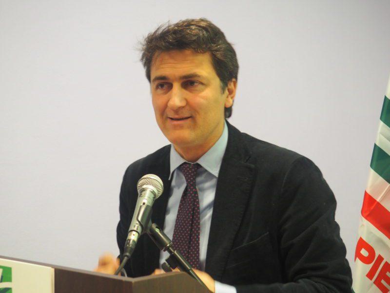 Alberto Avetta, presidente Anci Piemonte primo piano