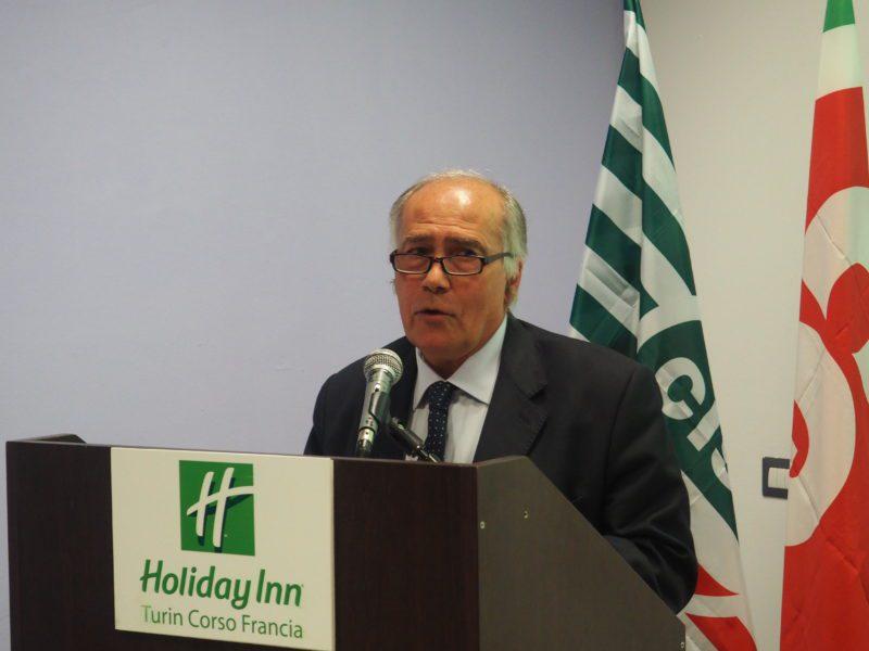Nino Boeti, Ufficio di Presidenza Consiglio Regionale Piemonte primo piano