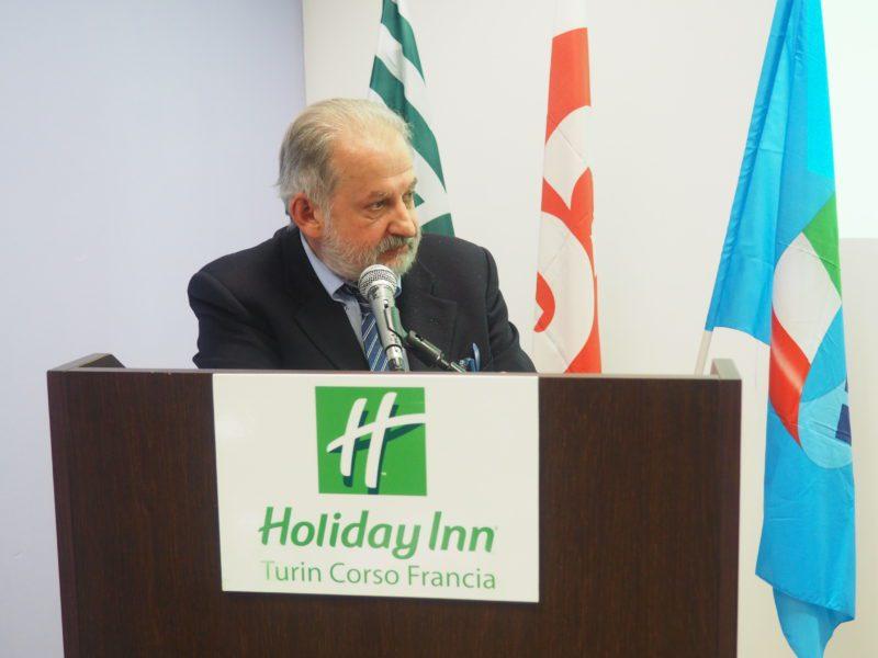Aldo Reschigna, Vice Presidente e Assessore al Bilancio della Regione Piemonte primo piano