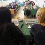 Pubblico al convegno primo piano