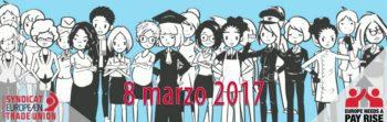 Otto marzo, Cisl non sciopera ma aderisce a iniziative Ces #NoViolenza #ParitàSalariale