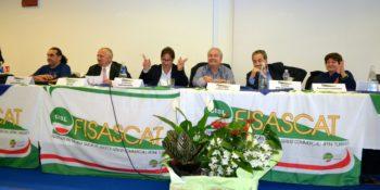 """""""Il ruolo del sindacato in una società in evoluzione"""": Montagnini confermato alla guida della Fisascat"""