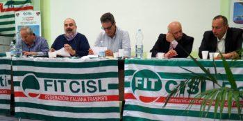 """""""Con più Trasporto verso il futuro"""": La Fit rielegge Furfaro al timone della federazione regionale"""
