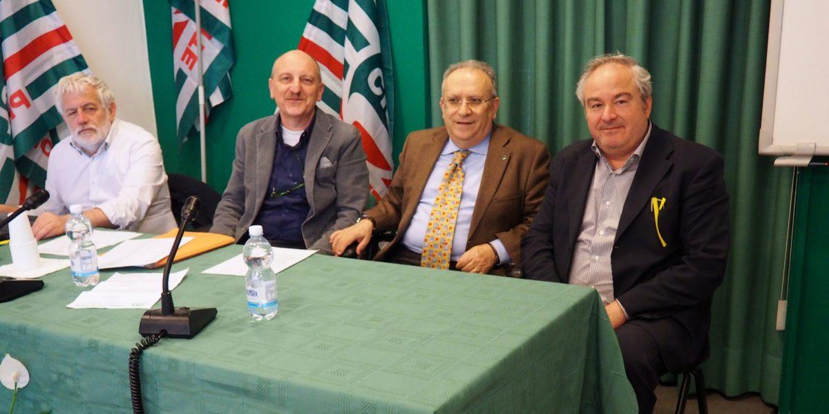 Il congresso Cisl Medici Piemonte primo piano