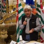 Gianni Baratta segretario Sicet Cisl Piemonte primo piano