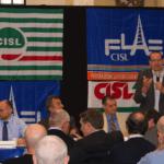 Gianni Baratta segretario regionale Cisl Piemonte primo piano